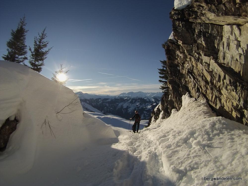 Kerstreis Ratikon Sneeuwschoen wandelen