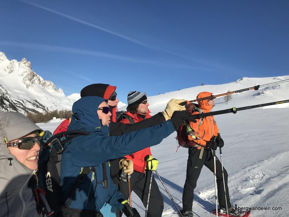 Leren over en in de sneeuw in de Alpen | Bergwandelen.com