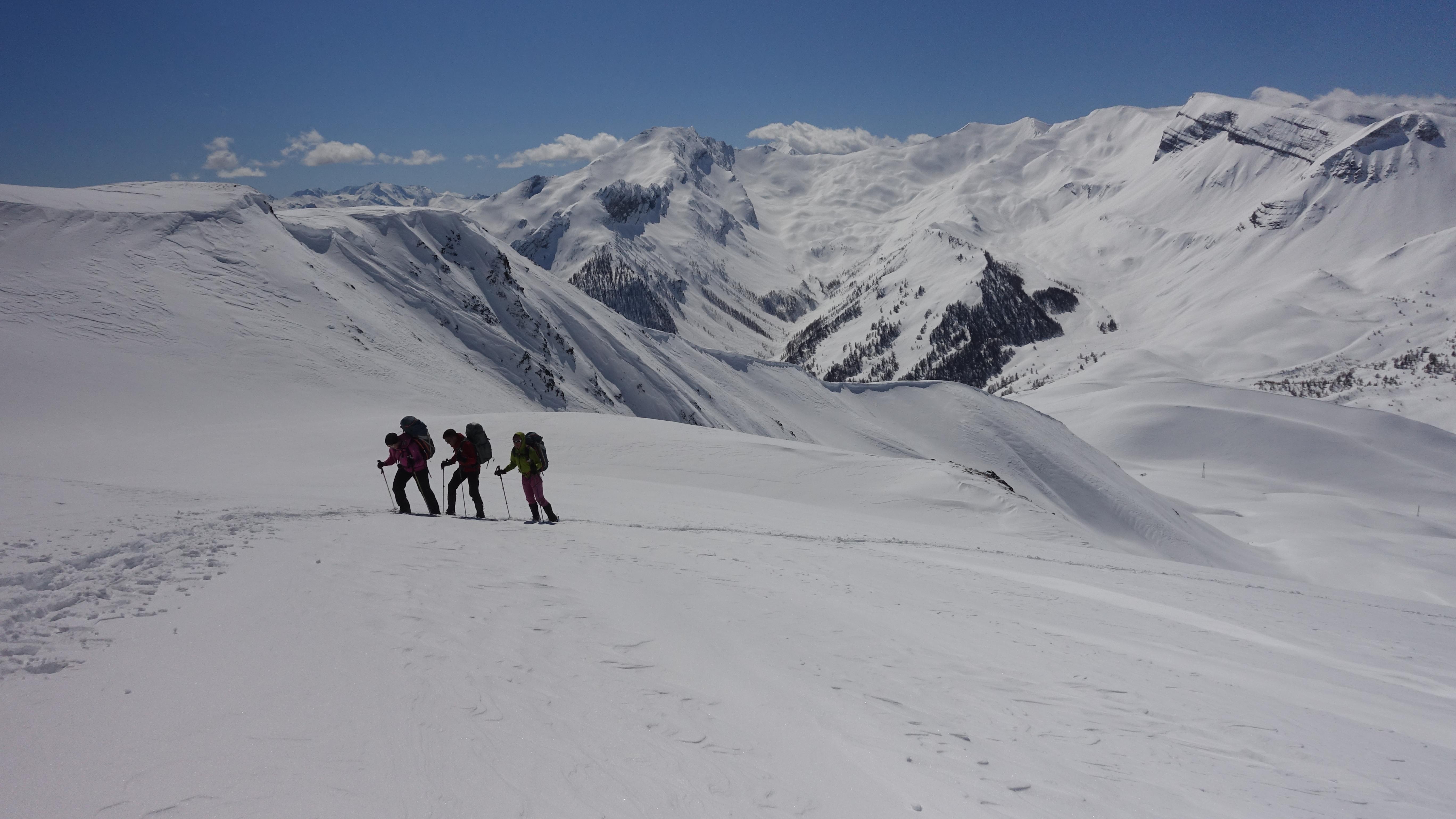 Sneeuwavontuur! | bergwandelen.com