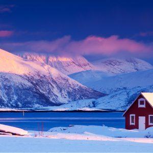 Genieten van de Noorse fjorden in de Lyngen-Alps