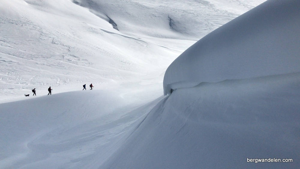 binntal alpen traverse bergwandelen | Bergwandelen.com