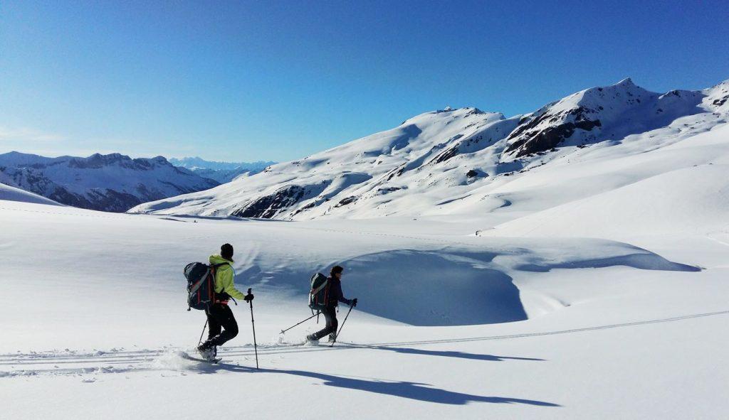 Sneeuwwandelen | Bergwandelen.com