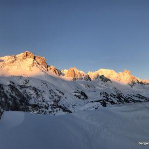 Sneeuwwandelen langs bijzondere hutten in de Névache