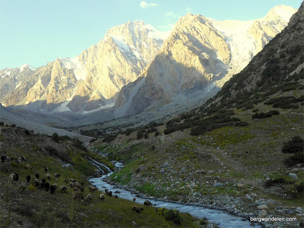 Tajikistan – Kampeertrektocht in de verborgen Yagnob valleien