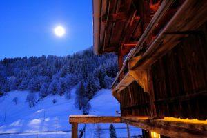 Sneeuwwandelen vanuit Herberge Ascharina