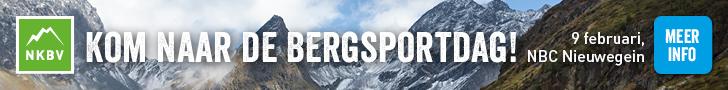 NKBV Bergsportdag 2020